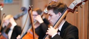 Double Bassist in NYO