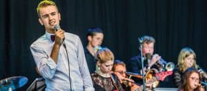 Jazz Concert at Strode Theatre