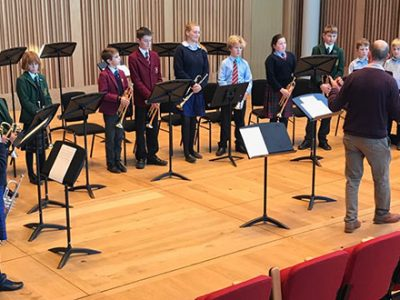 Trumpet Skills Day for Prep Schools
