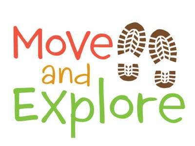 Move and Explore logo