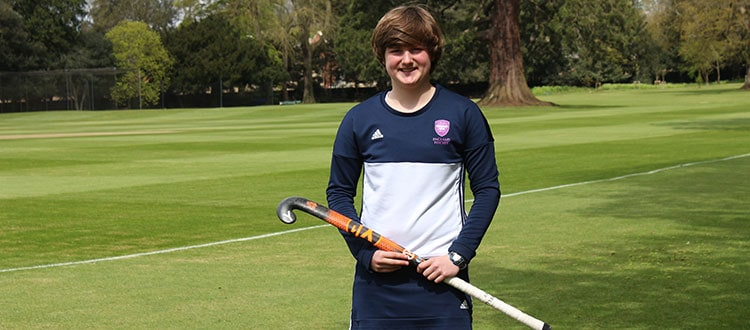England Hockey Camp