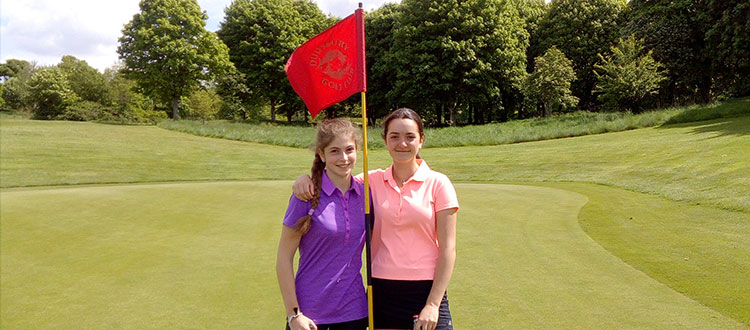 Dorset Ladies County Golf Championship
