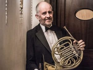 Richard Bissill, French horn