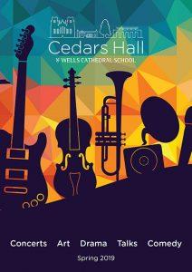 Spring 2019 Cedars Hall Brochure
