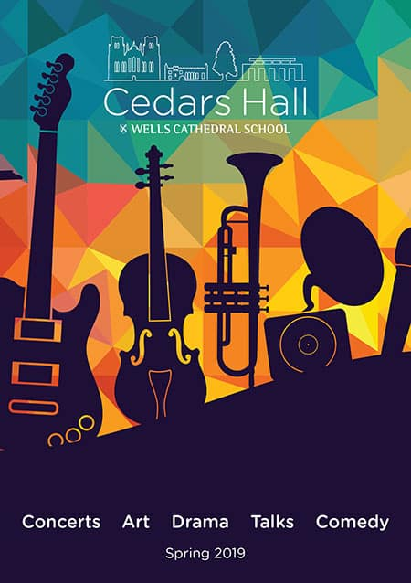Spring 2019 Cedars Hall Brochure