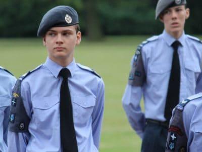 RAF Cranwell Graduation