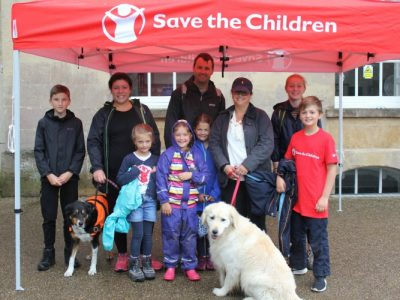 Save the Children Walk
