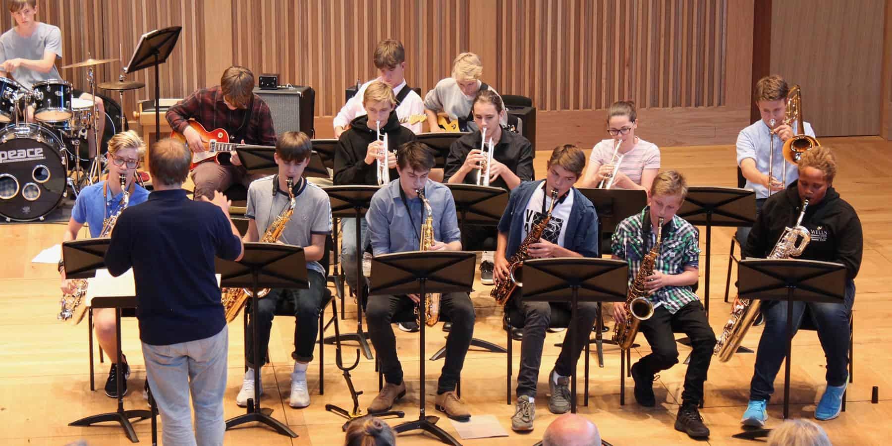 Music Summer School Jazz Concert