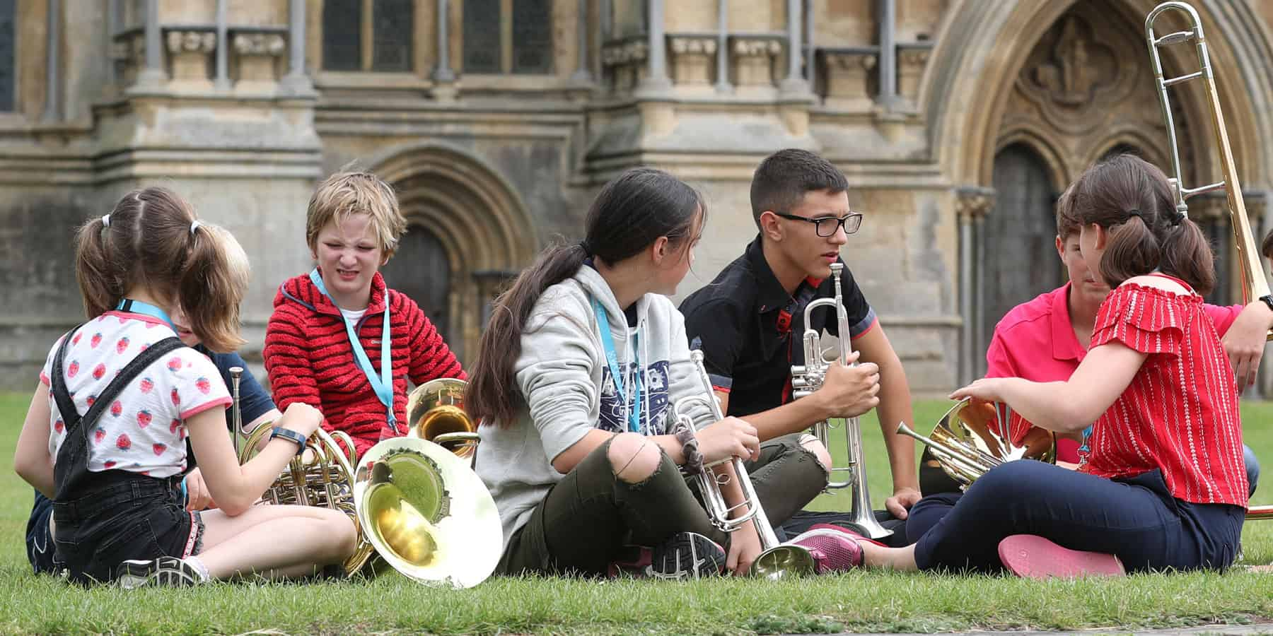 Life at Our International Music Summer School