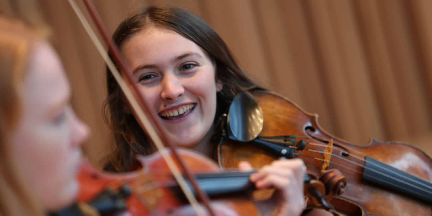 Pupils Performing; Opportunities available at our Music Summer School