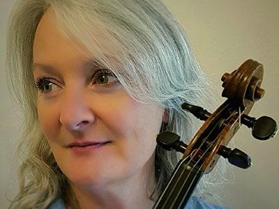 Ann Monnington, vioiln