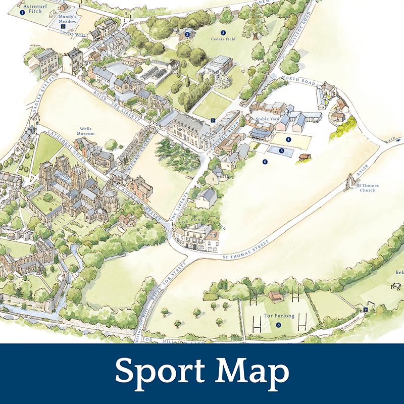 Sport Map