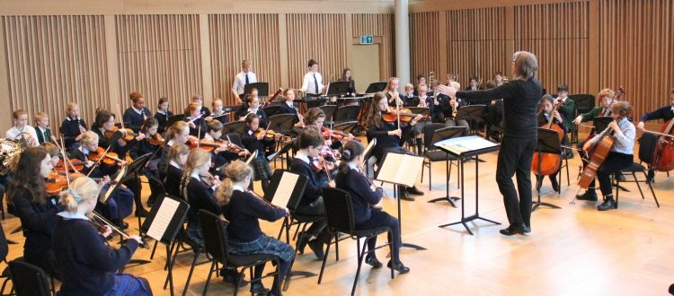Community event hosted at our Specialist Music School