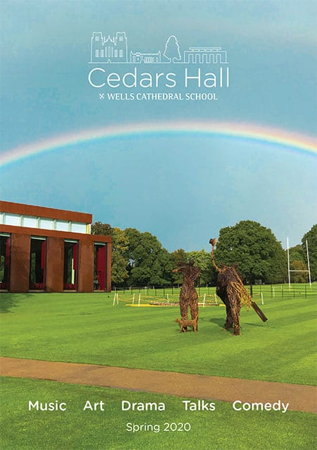 Cedars Hall Brochure Cover: Spring 2020