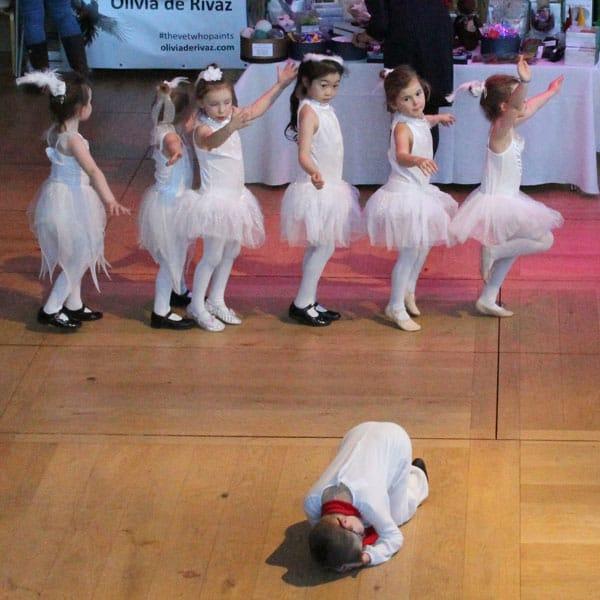 Ballet Club at Our Private Pre-Prep School