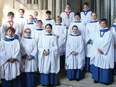 Chorister School Choir in Somerset
