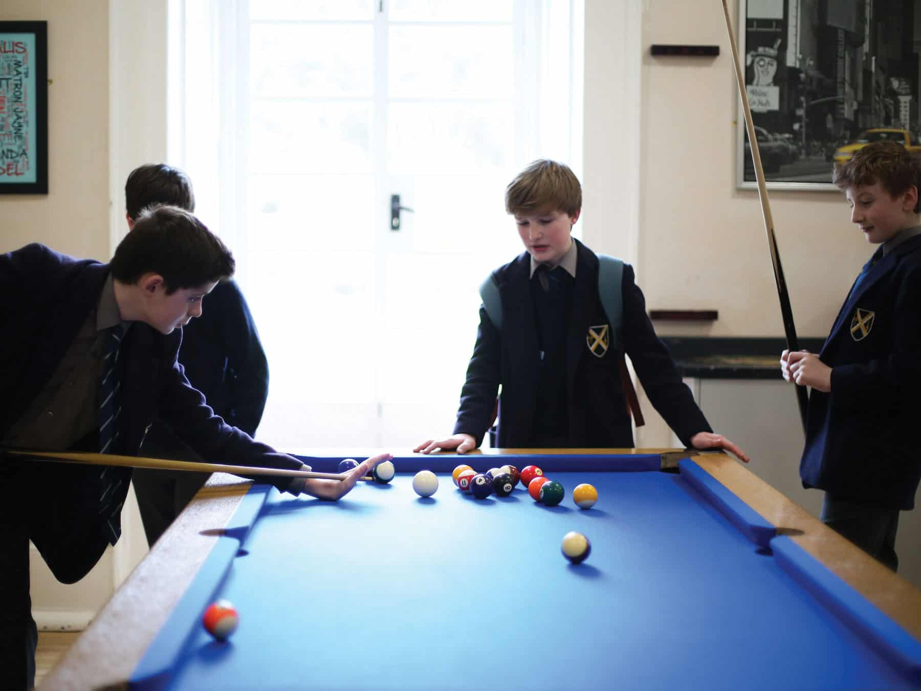 Boarding Life for Pupils at Wells Cathedral School