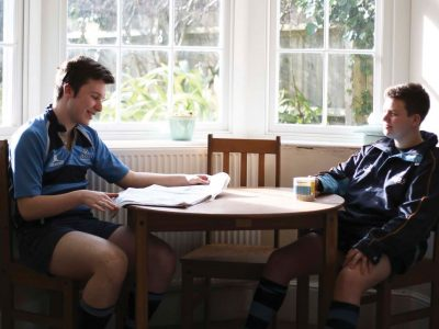 Life at Wells Boarding School in Somerset