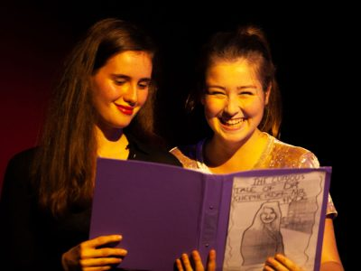 Drama Activities at Our Boarding School in Somerset