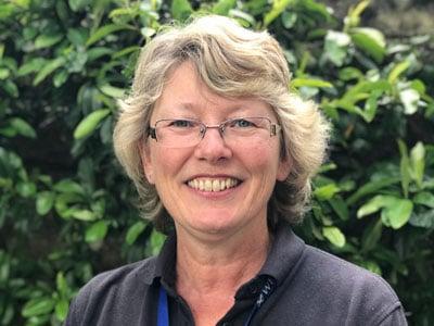 Valerie Hancock, Nursery Manager