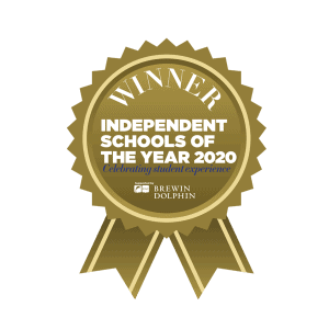 Independent Schools of the Year 2020 Winner logo