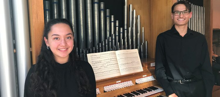 Organ Scholarships