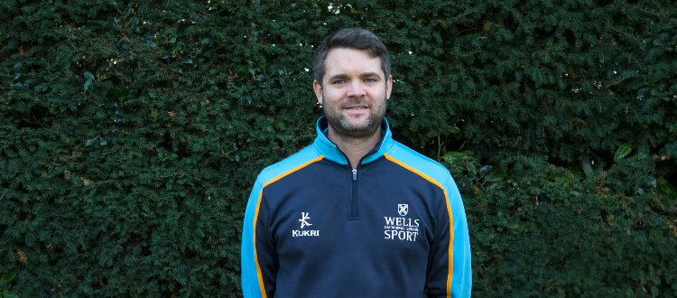 Tom Webley, Director of Sport at our Private Secondary School in Somerset