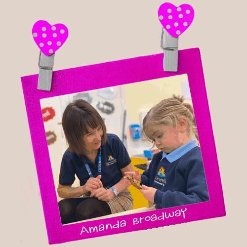 Amanda from Wells Private Nursery