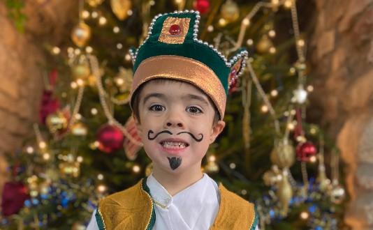 Pre-Prep Christmas