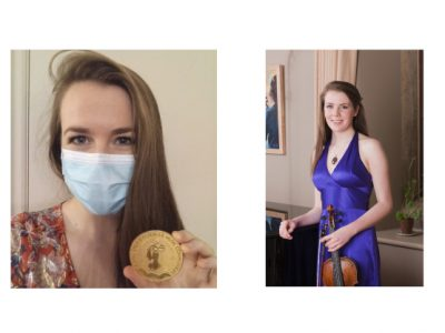 Gold Award Collage