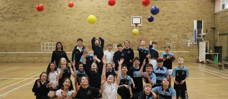 Lower School Dodgeball
