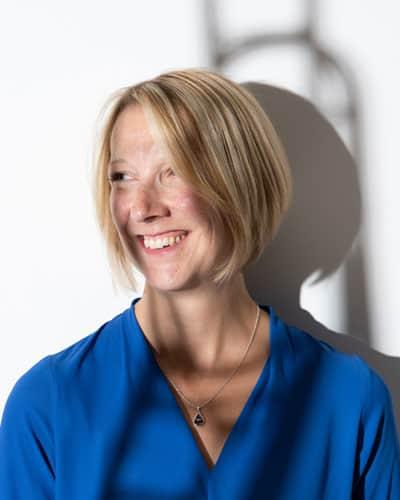Portrait photo of Katy Jones