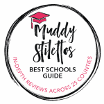 Muddy Stilettos Best Schools Guide logo
