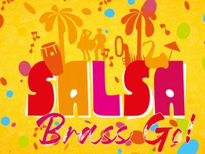 Salsa Brass Go! Logo