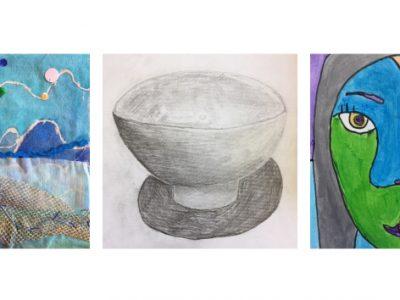 Independent Day Junior School Art Exhibition