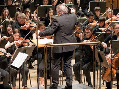 National Youth Orchestra (NYO) performing