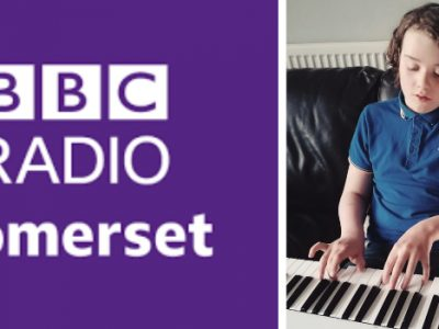 Woody from our Music School on BBC Radio