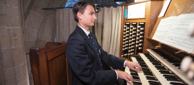 Young Organist Winner