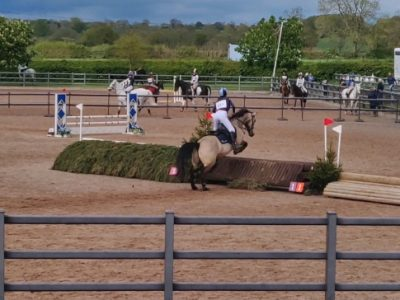 Independent School Eventing Year 9