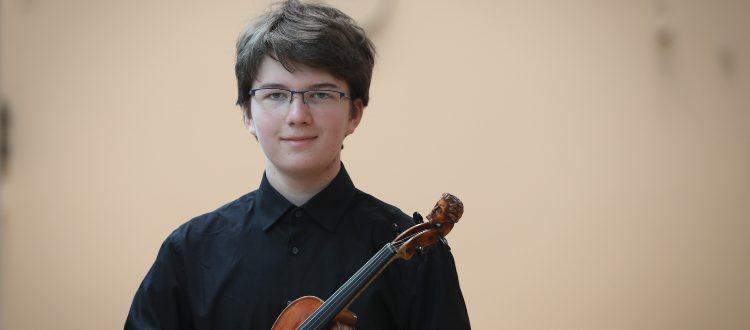 Private School Music Scool Competition Winner