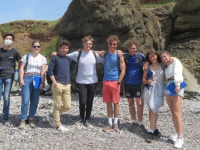 Private School Somerset Lower Sixth Geology