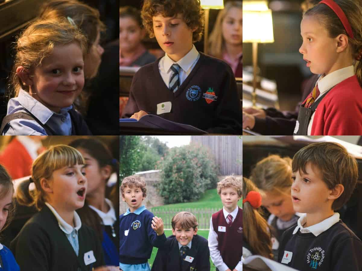 Wells Cathedral Be a Chorister for a Day 2021
