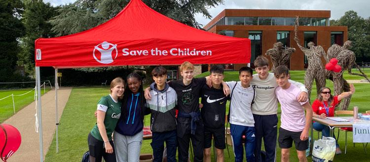 Save the Children Walk 2021