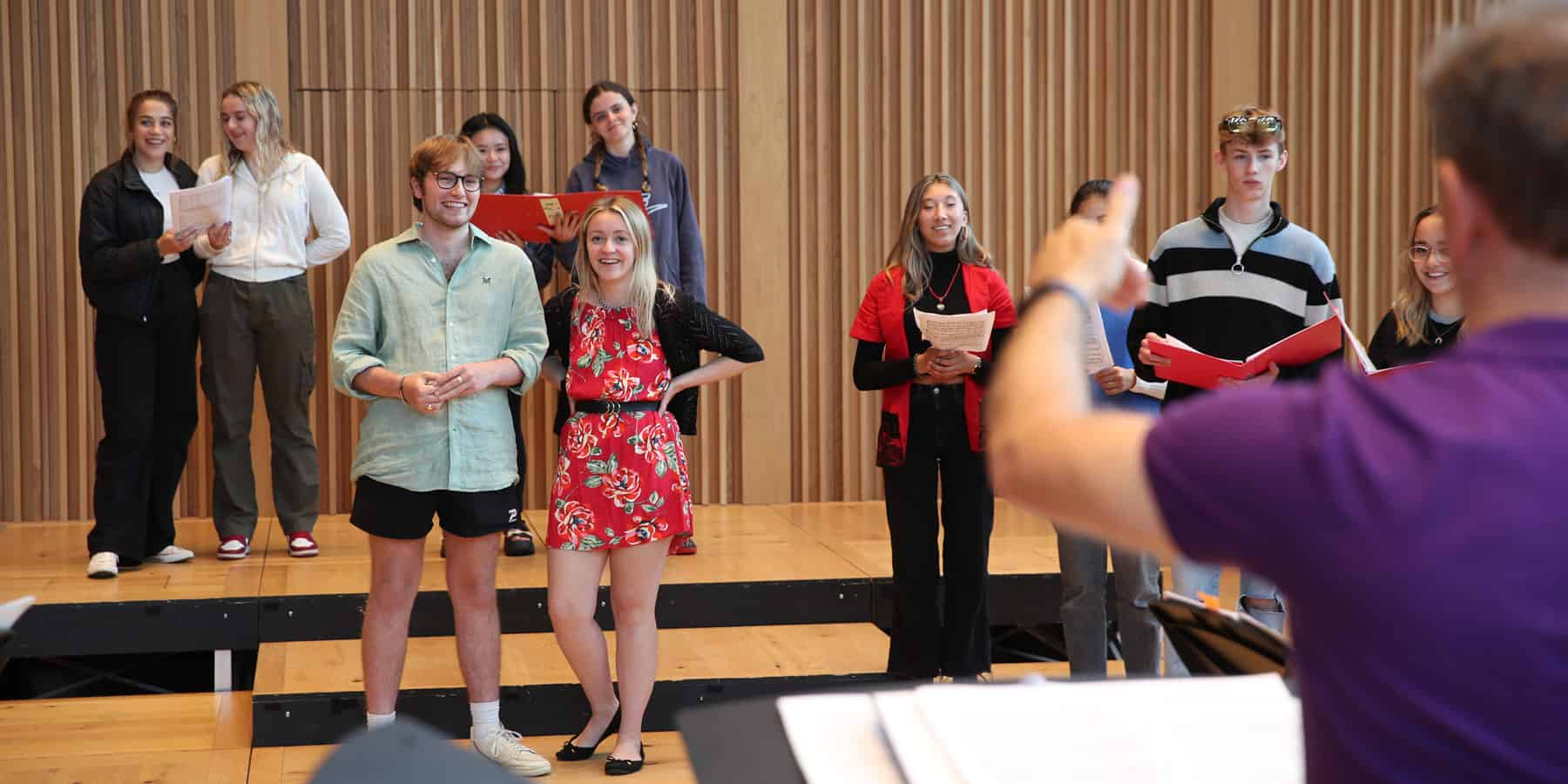 Wells Music Summer School: International Opera