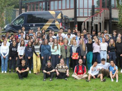 Trip to Barton Camp for our UK Boarding School boarders